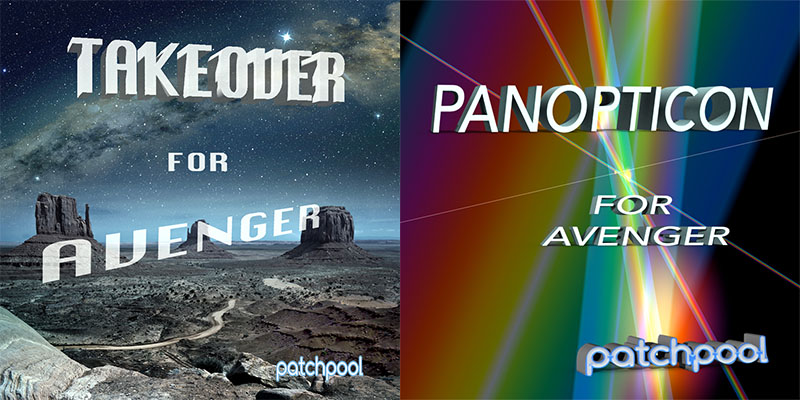 Avenger - Patchpool
