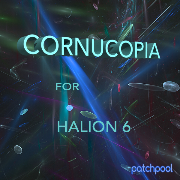 Cornucopia for HALion 6 - Patchpool