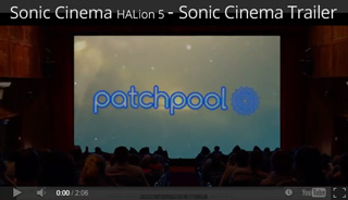 Sonic Cinema  Trailer
